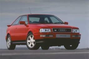 Audi Coupe (1989 - 1996) review