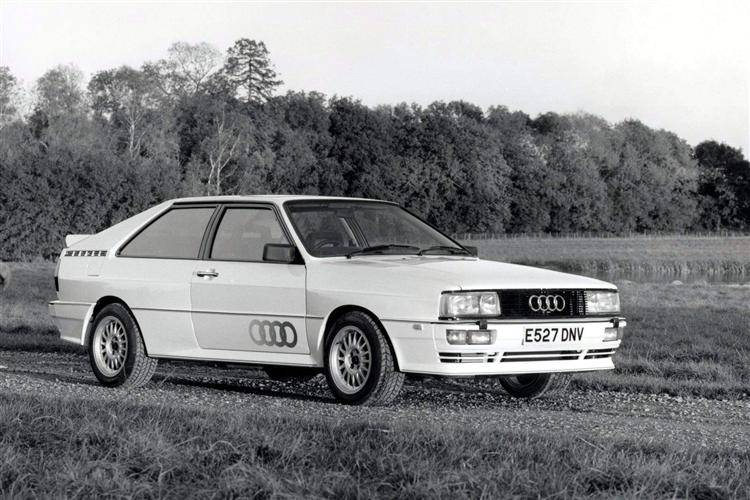 Audi Quattro (1981 - 1990) review