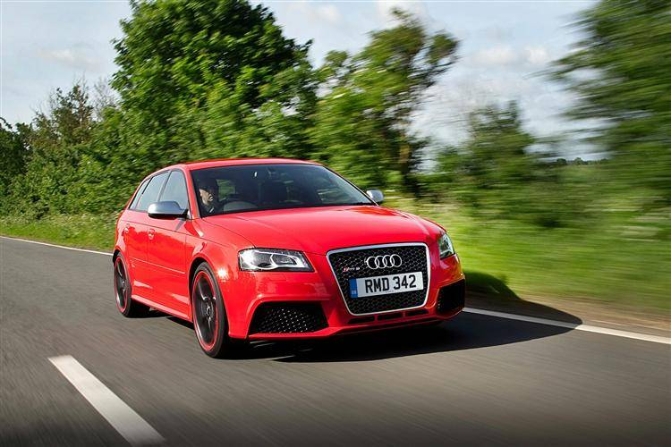 audi rs3 sportback 2011 2012 used car review review. Black Bedroom Furniture Sets. Home Design Ideas
