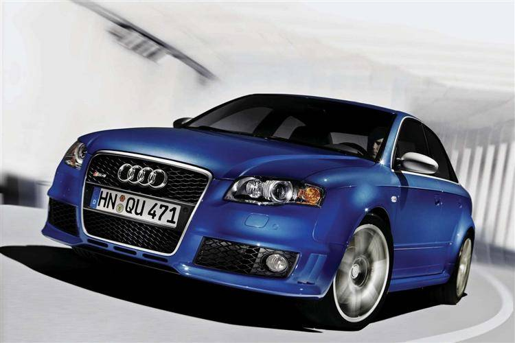 Audi RS4 (2005 - 2008) review
