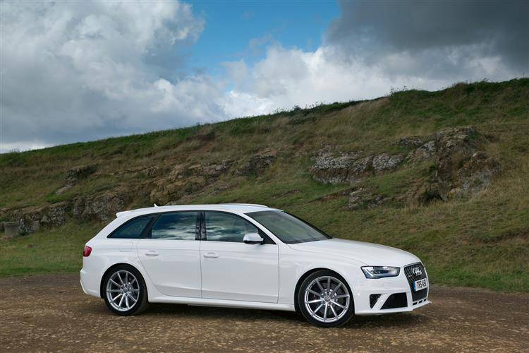 Audi RS4 Avant (2012 - 2015) used car review