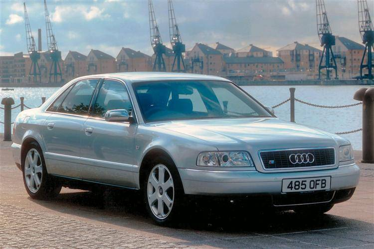 Audi S8 (1997 - 2003) used car review