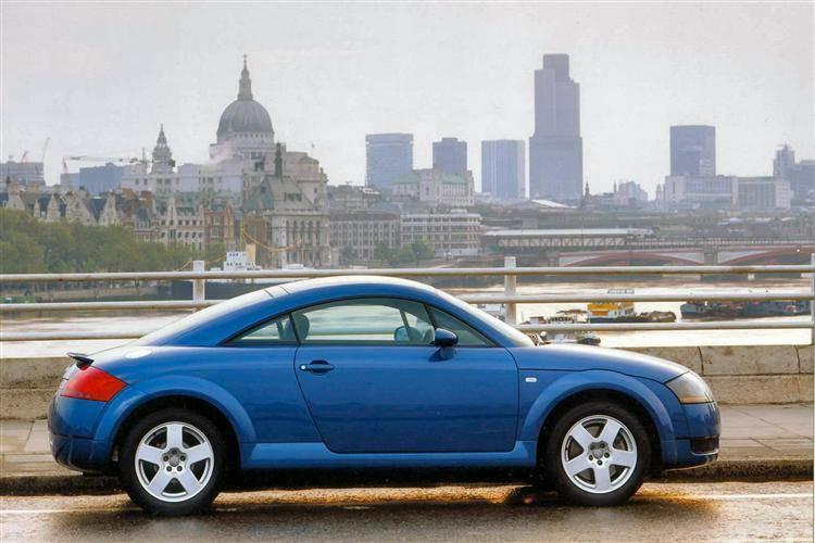 audi tt 1999 2006 used car review car review rac drive. Black Bedroom Furniture Sets. Home Design Ideas