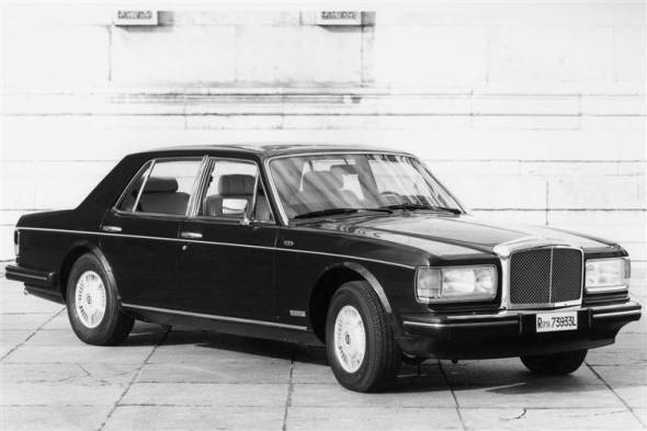 Bentley Eight, Brooklands, Mulsanne, Turbo R (1984 - 1998) review