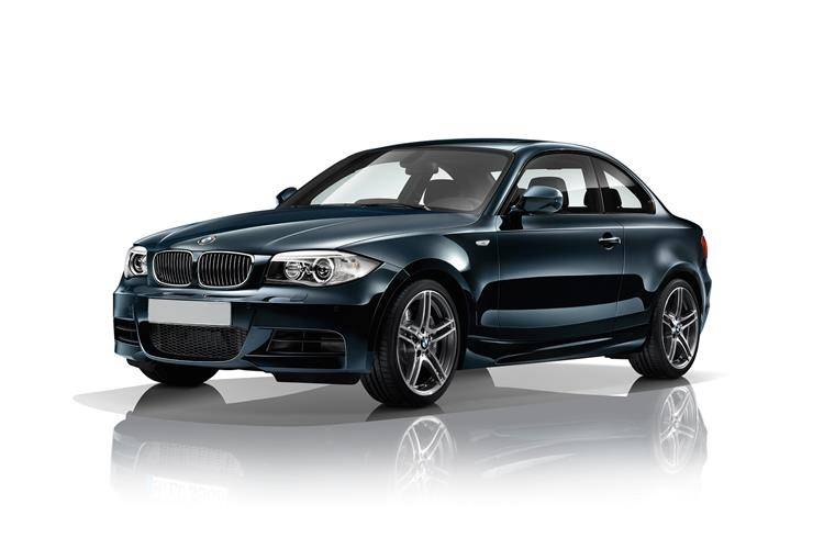 BMW 1 Series Coupe (2011 - 2014) review