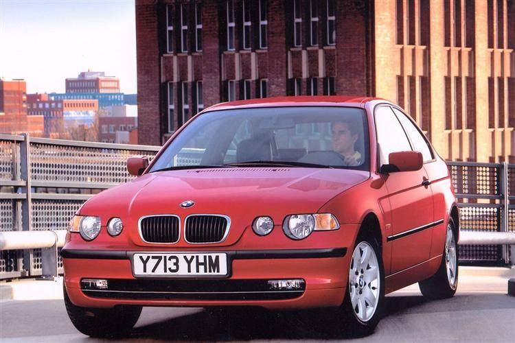 BMW 3 Series Compact (2001 - 2005) review