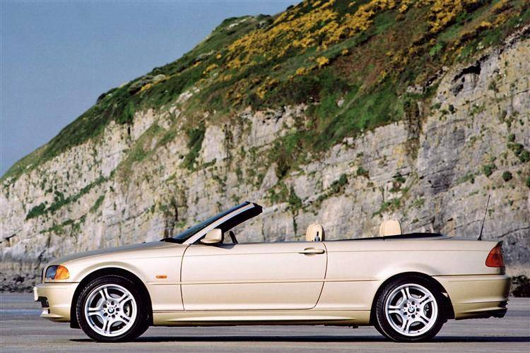 BMW 3 Series Convertible (1994 - 2000) review