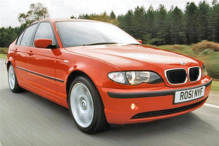 BMW 3 Series (2001 - 2005) review