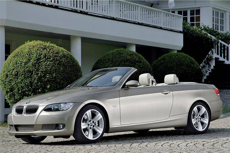 BMW 3 Series Convertible (2007-2013) review
