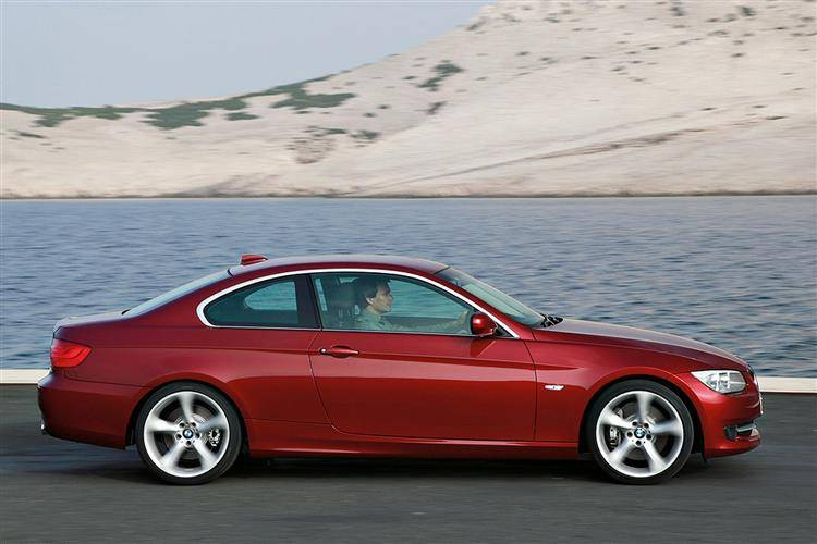 BMW 3 Series Coupe (2010 - 2013) review