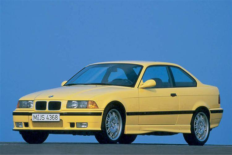 BMW 3 Series Coupe (1992 - 1998) review