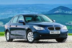 BMW 5 Series (2003 - 2010) review