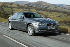 BMW 5 Series (2010 - 2013) review