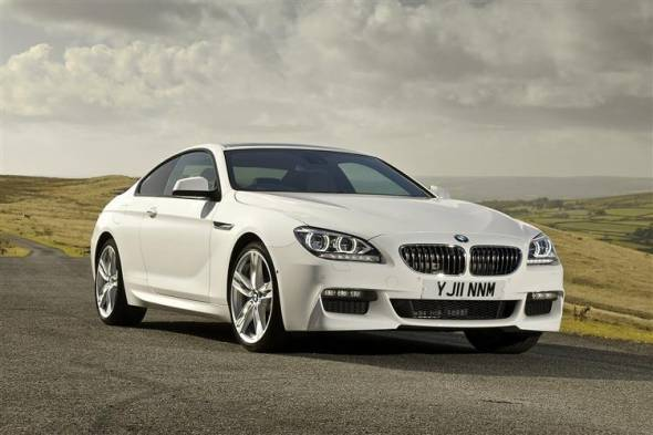 BMW 6 Series Coupe (2011-2014) review