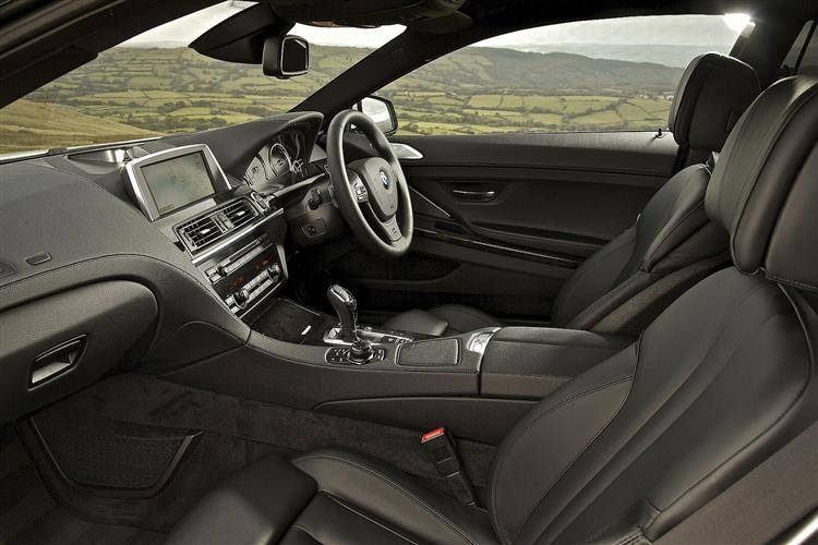 BMW 6 Series Coupe (2011-2014) used car review