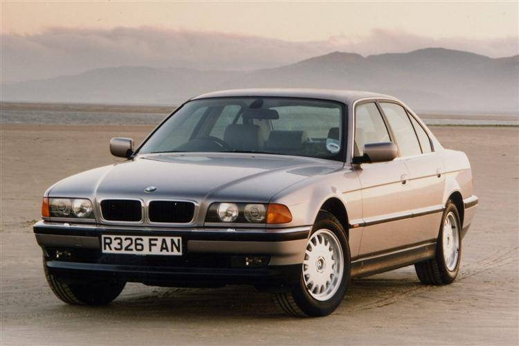 bmw серии 750il 1994—1997 цена