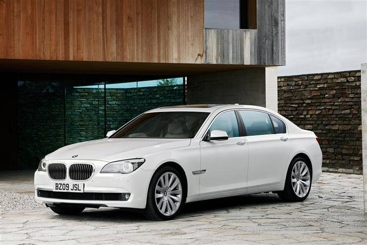 BMW 7 Series (2009 - 2012) review