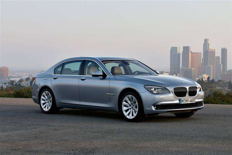 BMW 7 Series ACTIVEHYBRID7 (2012 - 2015) review
