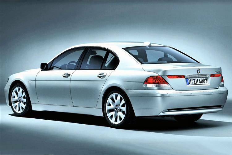BMW 7 Series (2002 - 2009) review