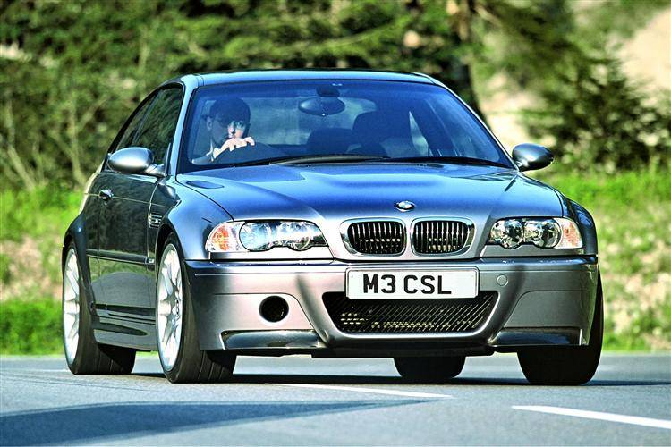 BMW M3 (2000 - 2007) review