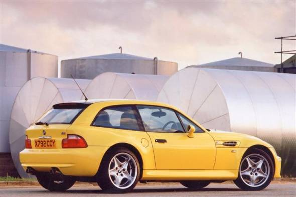 BMW M - Coupe (1998 - 2003) review