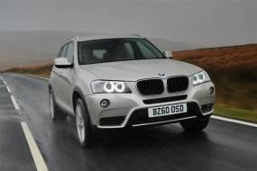 BMW X3 (2010 - 2014) review