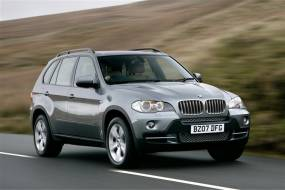 BMW X5 (2007 - 2010) review
