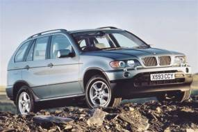 BMW X5 (2000 - 2007) review