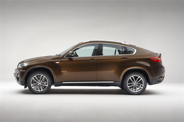 BMW X6 (2012 - 2014) review