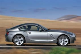 BMW Z4 Coupe (2006 - 2009) review
