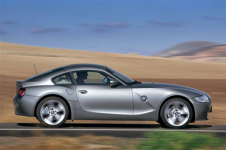 Bmw Z4 Coupe 2006 2009 Used Car Review Car Review Rac Drive