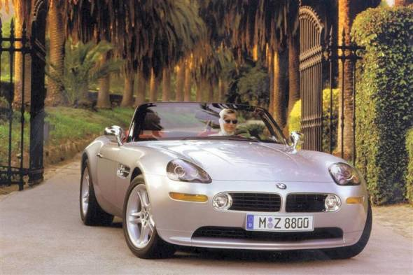 BMW Z8 (2000 - 2003) review