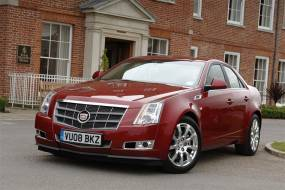 Cadillac CTS (2008 - 2013) review