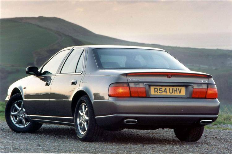 Cadillac Seville (1998 - 2002) review