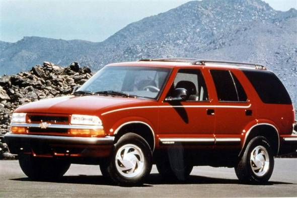 Chevrolet Blazer  (1999 - 2002) review