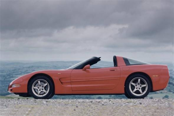 Chevrolet Corvette C5 (1998 - 2002) used car review