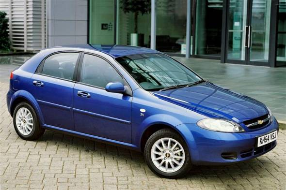 Chevrolet Lacetti (2005 - 2009) review