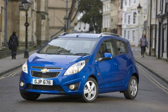 Chevrolet Spark (2010 - 2015) review