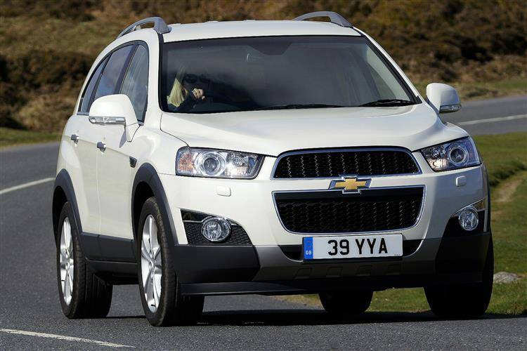 Chevrolet Captiva (2011-2015) used car review