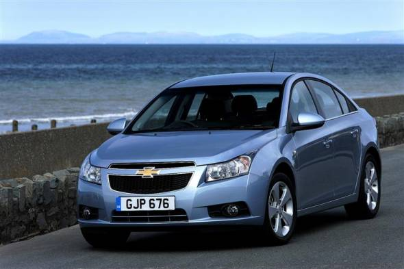 Chevrolet Cruze (2008 - 2015) review