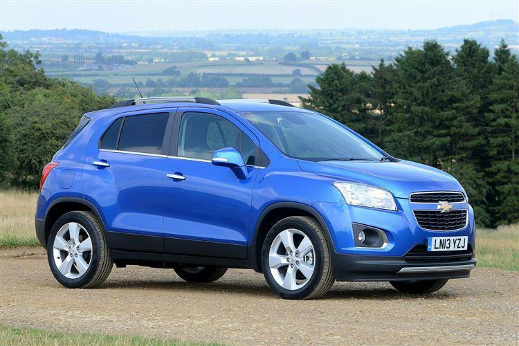Chevrolet Trax (2013-2015) review