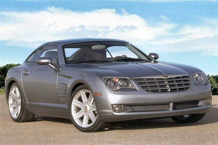 chrysler crossfire 2003 2009 used car review review. Black Bedroom Furniture Sets. Home Design Ideas