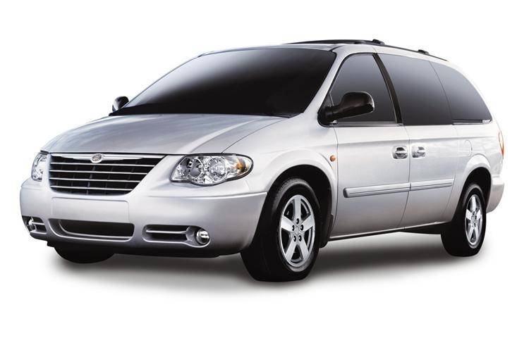 Chrysler Grand Voyager (2001 - 2008) review