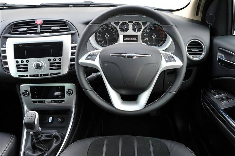 Chrysler Delta (2011 - 2015) review