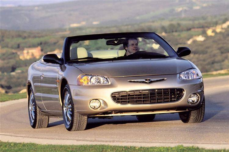 chrysler sebring cabrio 2001 2002 used car review car review rac drive. Black Bedroom Furniture Sets. Home Design Ideas