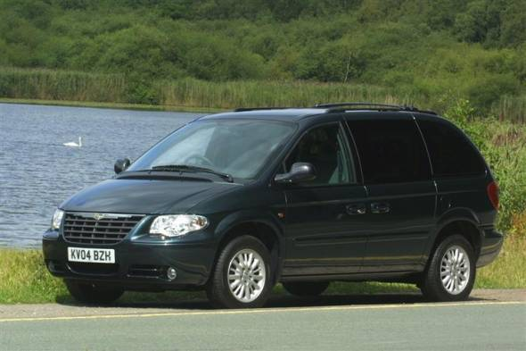 Chrysler Voyager (2001 - 2009) review