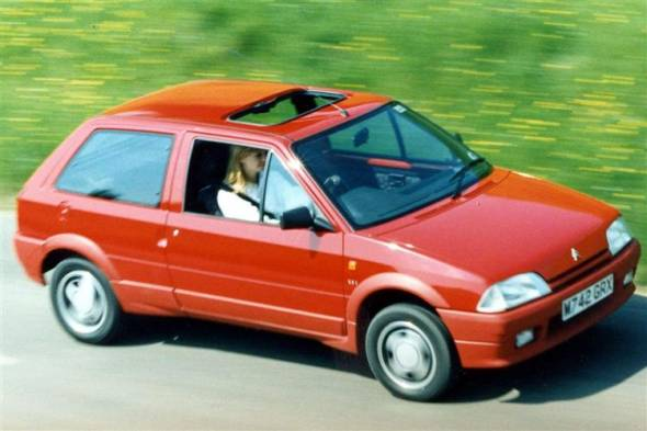 Citroen AX (1987 - 1997) review