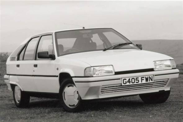 Citroen BX (1983 - 1993) used car review
