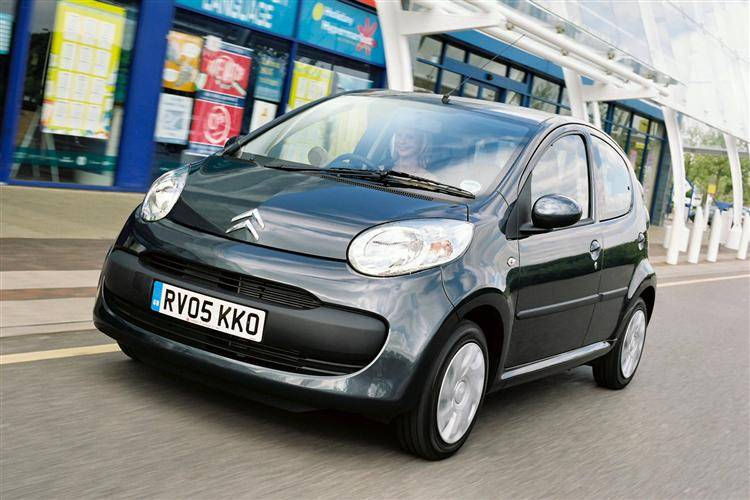 citroen c1 2005 2009 used car review car review rac drive. Black Bedroom Furniture Sets. Home Design Ideas