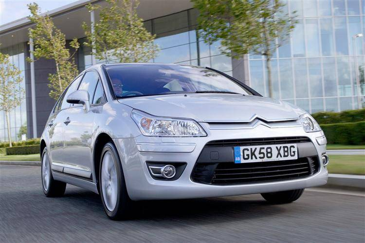 Citroen C4 (2008 - 2010) review